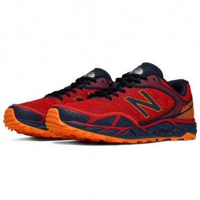zapatillas naranjas new balance